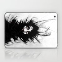 Coiling And Wrestling. D… Laptop & iPad Skin