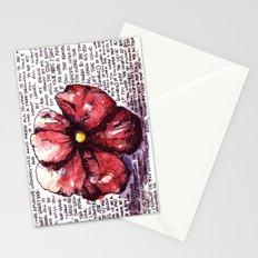 Juno Flower Stationery Cards