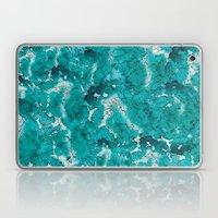 Blue depths Laptop & iPad Skin