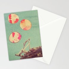 copper dust Stationery Cards
