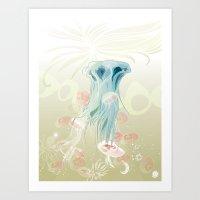 Goblet Delight Art Print
