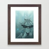 Seaaira Framed Art Print