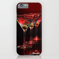 iPhone & iPod Case featuring Red hot martinis. by Wood-n-Images