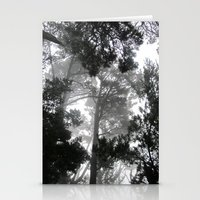 Ghosts In The Trees Stationery Cards