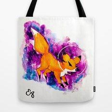 Fox in Space Ver. 5 Tote Bag