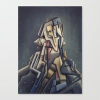 Something For The Ladies Canvas Print