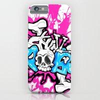 Skull Pops iPhone 6 Slim Case