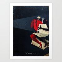 The Dreamers Art Print