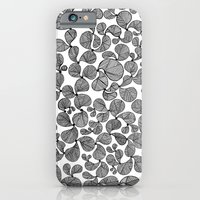 iPhone & iPod Case featuring Contemporary Paisley Revolution by Nur Simsek