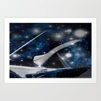 MAM Milwaukee Art Museum Art Print