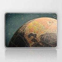 Where I Am (Vintage Glob… Laptop & iPad Skin