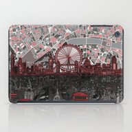 London Skyline  iPad Case