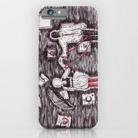 iPhone & iPod Case featuring Tied to Disorder by Shinae