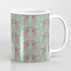 pattern with dragonflies 5 Mug