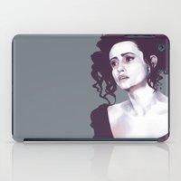 Helena Bonham Carter (Sw… iPad Case