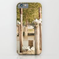 iPhone & iPod Case featuring The docks by Starr Cuevas Photography