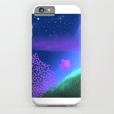 FLOWER IN THE WIND Slim Case iPhone 6s