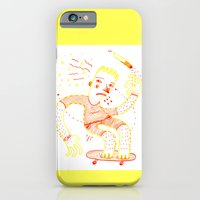 Cool Guy Feels Less Cool iPhone 6 Slim Case