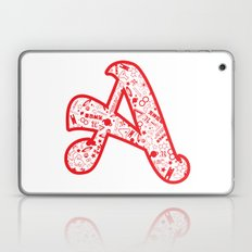 Scarlet A - Version 2 Laptop & iPad Skin