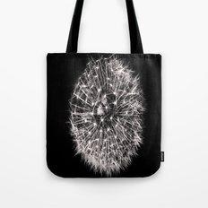 Black and White Dreams Tote Bag
