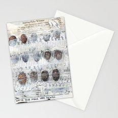 Bearing False Witness Stationery Cards