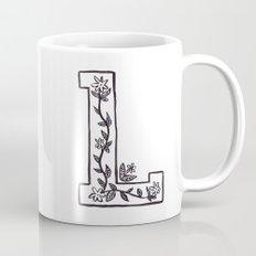 L is for Mug