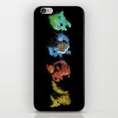 Starters v.2 iPhone & iPod Skin