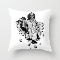 Aphotic Comfort Throw Pillow