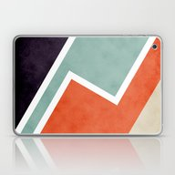 Laptop & iPad Skin featuring Colorful Textural Abstra… by Phil Perkins