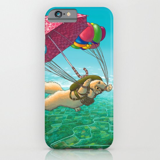 PARACHUTE iPhone & iPod Case