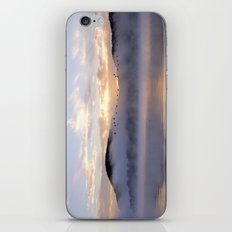 Misty Morning on the Lake iPhone & iPod Skin