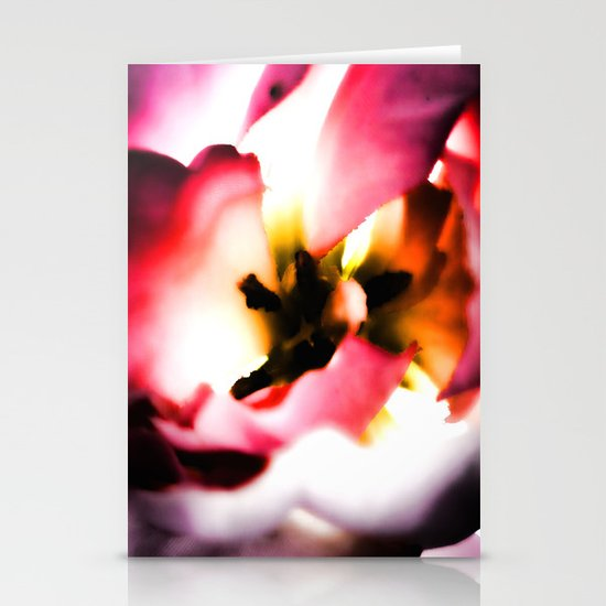 Artificial Beauty Stationery Card