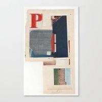 mayp Canvas Print