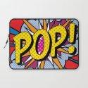 POP Art #4 Laptop Sleeve