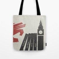 V for Vendetta, Alternative Movie Poster Tote Bag