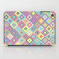 Colors iPad Case