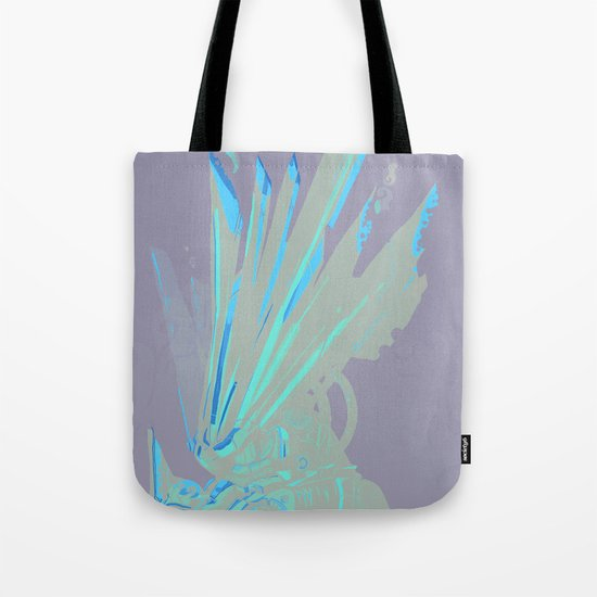 The Fallen Valkyrie Tote Bag