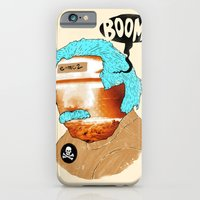 iPhone & iPod Case featuring BOOM? by alfboc
