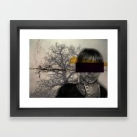 Secret Hideaway Framed Art Print