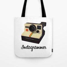instagrammer Tote Bag
