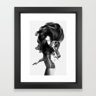 Bear #3 Framed Art Print