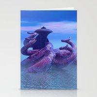 seacity2 Stationery Cards
