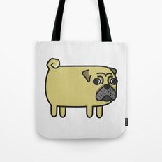 1# I like big pugs Tote Bag