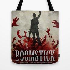 Boomstick Tote Bag