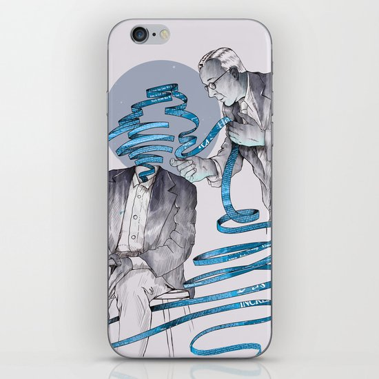 Mind Reader iPhone & iPod Skin