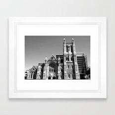 City of Churches - Adelaide Framed Art Print