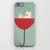 umbrella bath time! iPhone 6 Slim Case