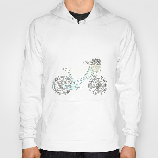 Summer Bicycle Hoody