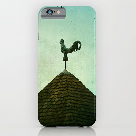 Colonial Rooster iPhone & iPod Case