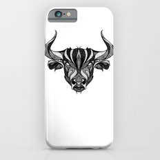 Signs of the Zodiac - Taurus iPhone 6s Slim Case